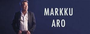 Legendaarinen Markku Aro täydentää Gramofonin rosteria