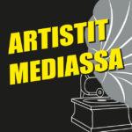Gramofonin artistit mediassa