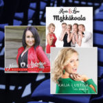 Radio TOP 20 -listalla Nina Åkerman, Reeta & Lumo sekä Kaija Lustila