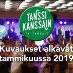 TANSSI KANSSAIN – TV-tanssit saavat jatkoa!