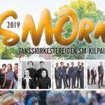 SMOrk 2019 – Tanssiorkestereiden SM-kilpailun 2019 kisaorkesterit valittu
