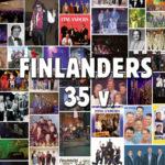 Finlanders 35 v. juhlakonsertit tulossa syksyllä