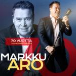 Markku Aro uransa ensimmäiselle konserttikiertueelle syksyllä!