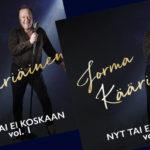 Jorma Kääriäisen syyskiertue tuo mukanaan uuden albumin!