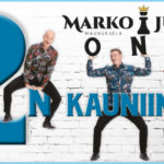 Tangokunkut Maunuksela & Hallikainen viettävät juhlavuotta 2020