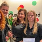 Esittelyssä Kullervo Linna Säätiön palkinnon saanut Neitoset