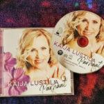 Kaija Lustila Parhaat -albumi julkaisussa tänään
