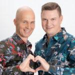 Marko ja Jukka -duon synttärikiertue alkaa 22.2.2020