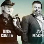Ilkka Koivula ja Jani Koskinen myös tanssilavoille
