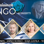 Suomalainen Tango -konserttikiertue alkaa keskiviikkona 11. maaliskuuta