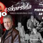 Tangomarkkinat esikarsintatapahtumat alkavat viikonloppuna