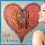 Heidi Pakarisen uutuussinkku Hali hali julkaistu tänään