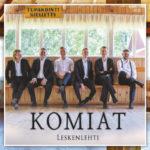 Uutta musiikkia Komiat-yhtyeeltä