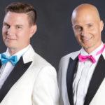 Marko ja Jukka julkaisee tänään (to 19.3.) omilla Facebook-sivuillaan kirkkokonsertin