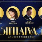 Karismaattinen Kyösti Mäkimattila mukaan perinteikkäälle Sinitaivas-kiertueelle