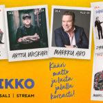 Hyvinkään iskelmäviikko tuo tanssit koteihin ympäri Suomen