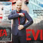 Marko Maunuksela Porin Teatterin EVITA-Musikaaliin Che:n rooliin