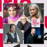 Turun Kirjamessut 1.-3.10.2021 – teemana MUSIIKKI – Gramofoni mukana messuilla