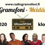Radio Gramofoni on uusi kotimainen radiokanava