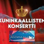 Tangokuninkaalliset konsertoivat Järvenpää-talolla 26. lokakuuta!
