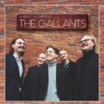 Uusi orkesteri Gramofonin edustukseen – Albert Salminen & The Gallants